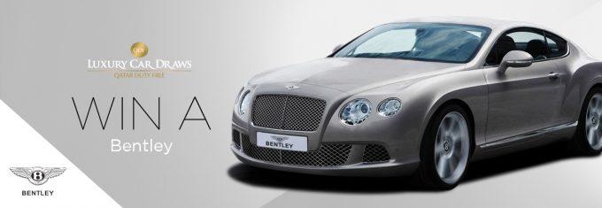 WIN: Luxury Bentley, BMW & more with Qatar Duty Free