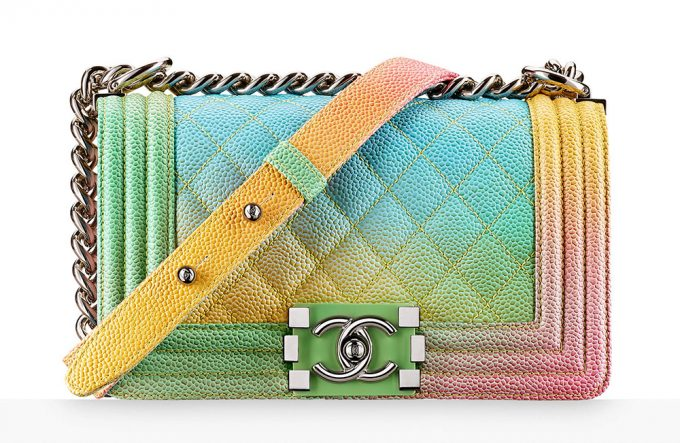 ffebbad2c4d9 Chanel Cuba-inspired Cruise bags go on sale - see them all here ...
