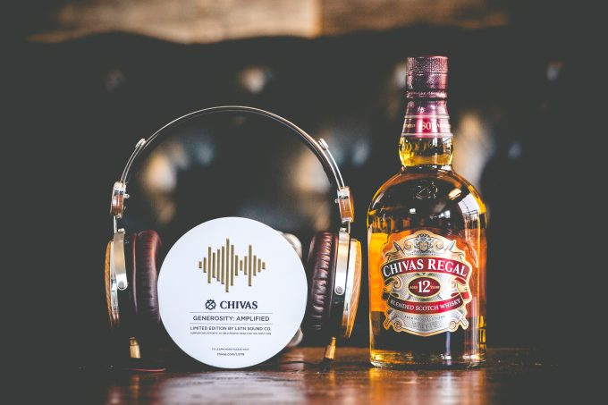 Chivas Regal brings Generosity: Amplified initiative to duty-free stores