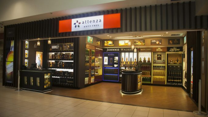 Attenza Duty Free opens Diageo-exclusive store at Quito International