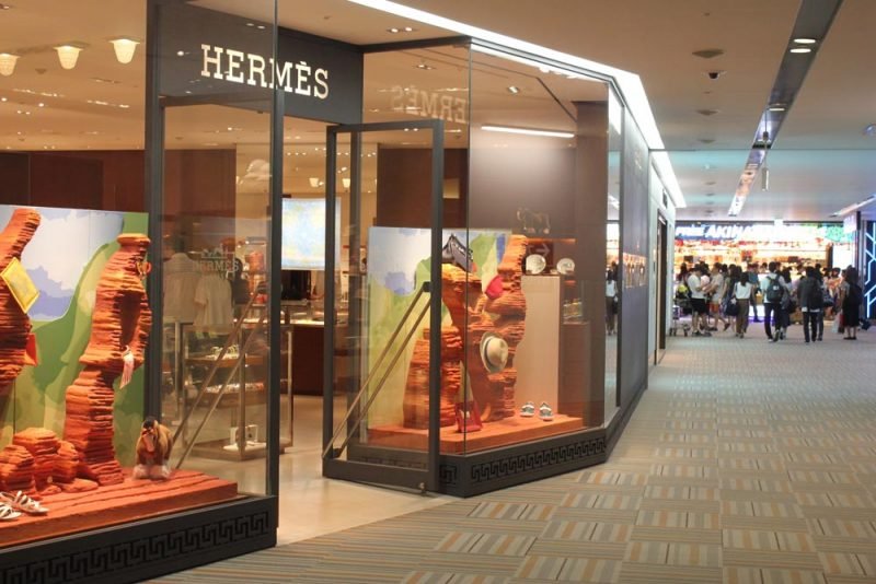 hermes-boutique-narita-airport-fifth-avenue