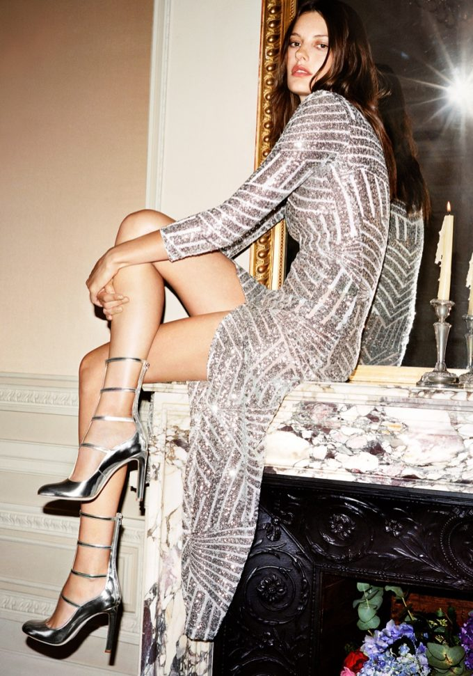 Jimmy Choo adds extra sparkle to Cruise 2017 collection