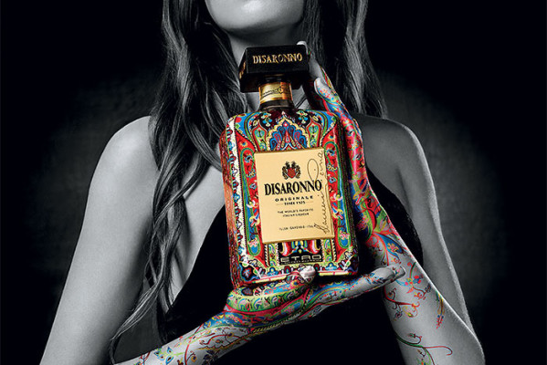 Disaronno wears Etro for 2016/17 special edition