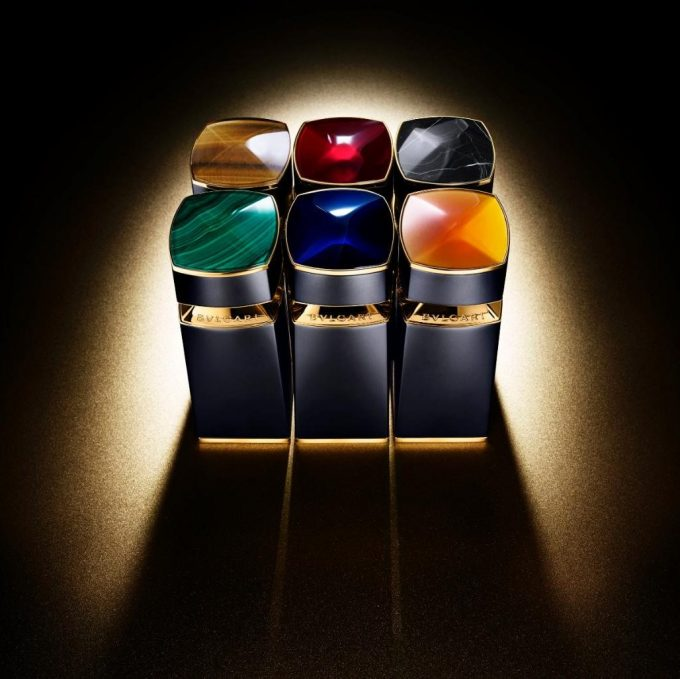 Bulgari unveils Le Gemme men's fragrance collection