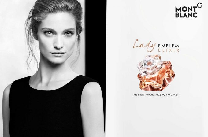 Montblanc unveils bold new edition of its Lady Emblem fragrance
