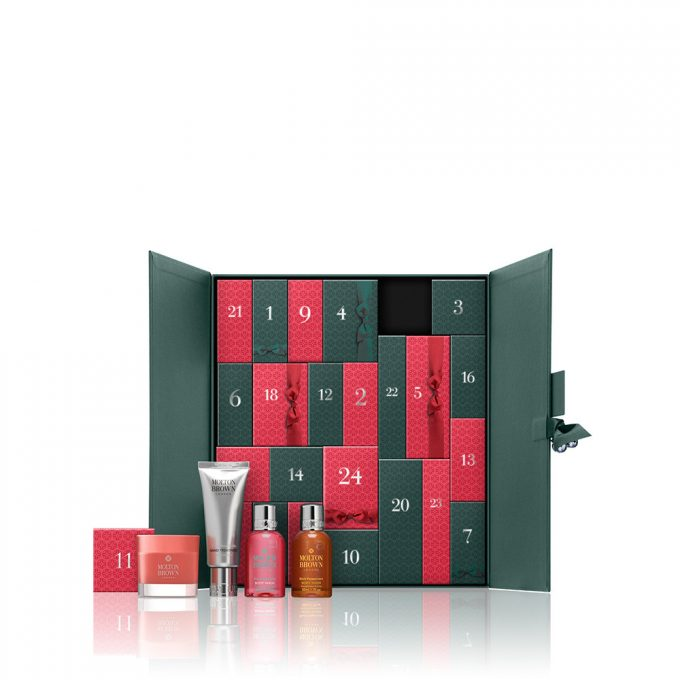 Molton Brown unveils Scented Luxuries Advent Calendar