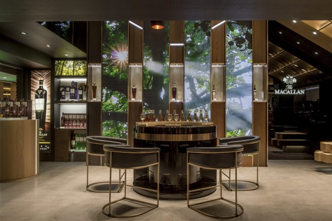 World's first The Macallan Boutique opens at Taiwan Taoyuan Airport