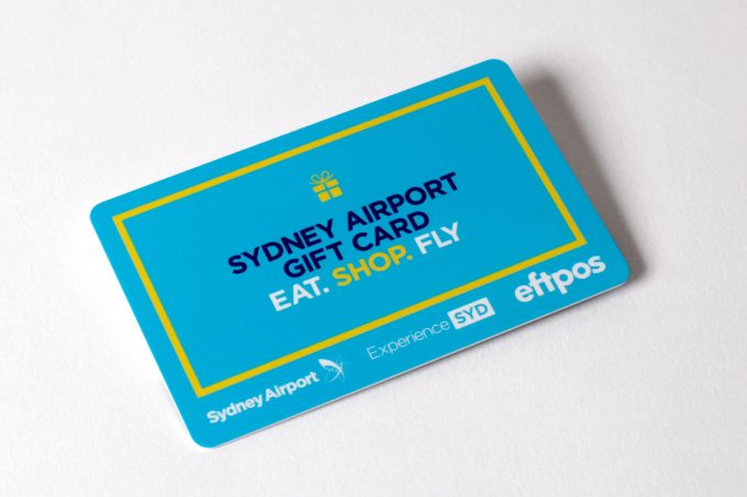 Sydney Airport launches first Australian airport gift card
