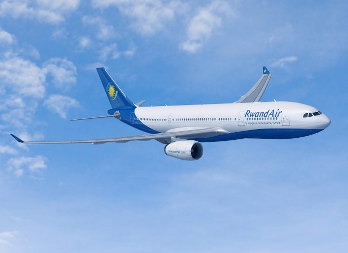 RwandAir set to debut inflight duty-free