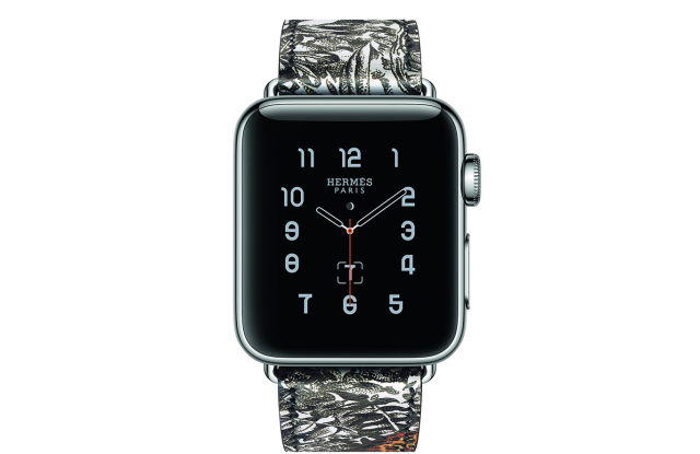 Hermès unwraps limited edition Apple Watch for Christmas