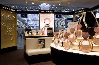 Bulgari 'Temple of the Jeweller' pop-up lands at Paris Charles de Gaulle