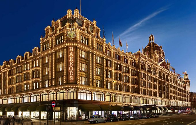 Johnnie Walker House makes London debut at Harrods