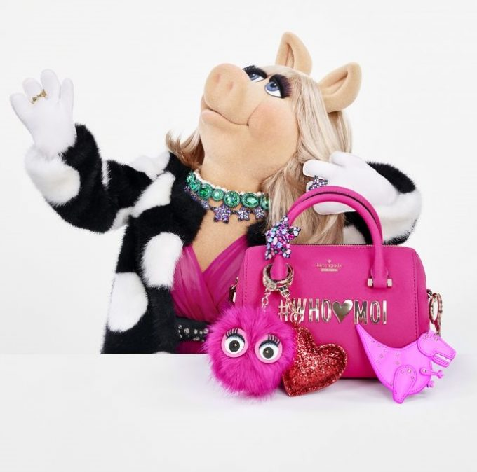Who, Moi? Miss Piggy lands starring role with Kate Spade