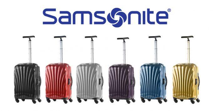 SAMSONITE duty free
