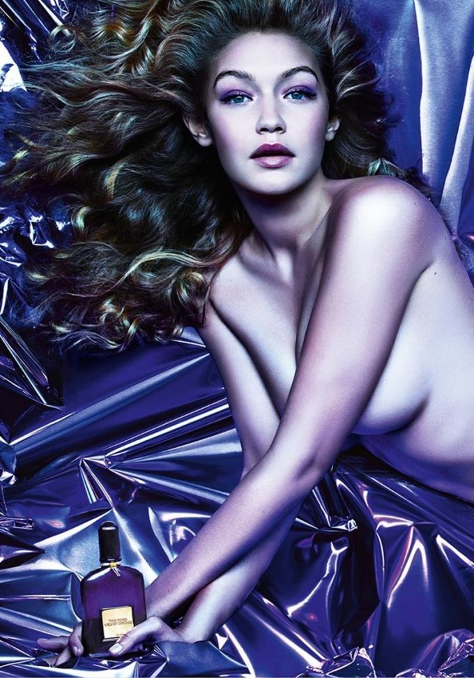 Tom Ford introduces Velvet Orchid Lumière