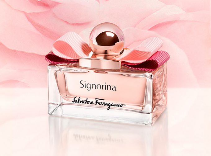 Salvatore Ferragamo launches Signorina in Fiore fragrance