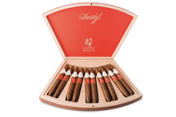 Davidoff unveils limited edition cigars to mark the Chinese Year of the Rooster