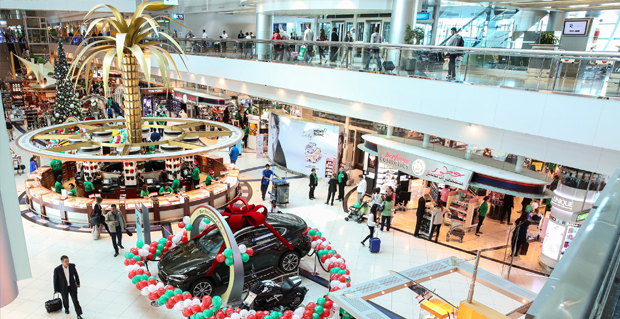 Dubai Duty Free announces its 25% pre-Christmas sale for 72 hours
