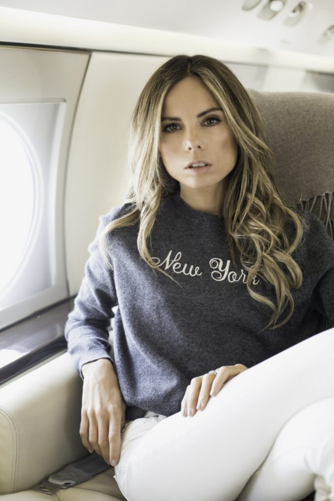 Naked Cashmere unveils luxury travel collection with stylist Erica Pelosini
