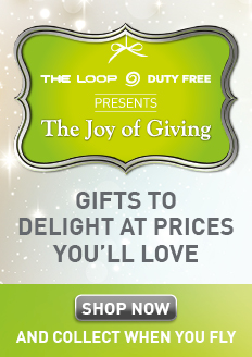 SAVE: Christmas offers at The Loop Duty Free Auckland airport