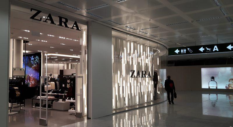 f2545c3d0 Zara opens huge store at Milan Malpensa airport - Duty Free Hunter ...
