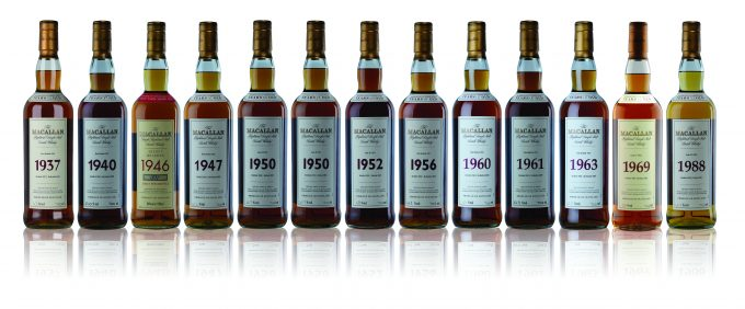 Macallan Fine & Rare sells for $500k at Dubai airport; Setting new record for single duty-free sale