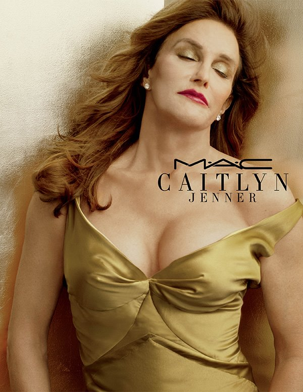 MAC x Caitlyn Jenner ready launch of full makeup collection
