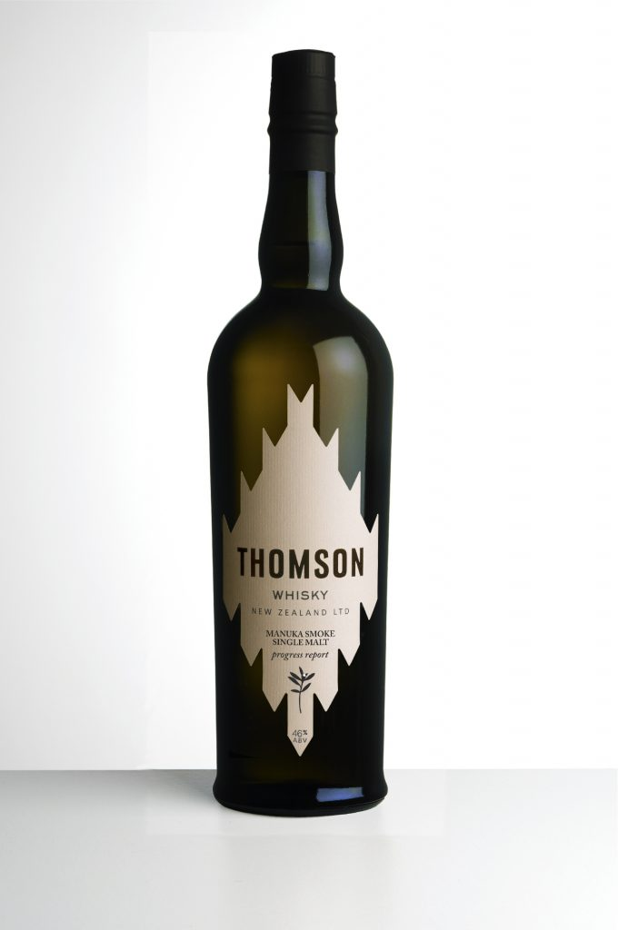 SAVE at The Loop Duty Free Auckland – Thomson Manuka Smoke Single Malt Whisky NZ$85
