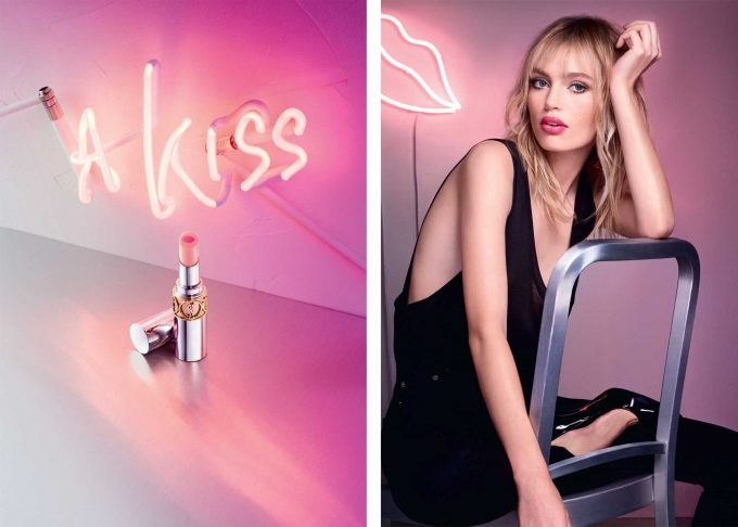 ME BUT BETTER – YSL unveils first coloured lip balms