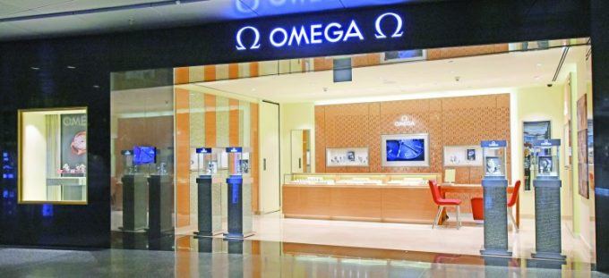 Omega opens new boutique at Qatar Duty Free