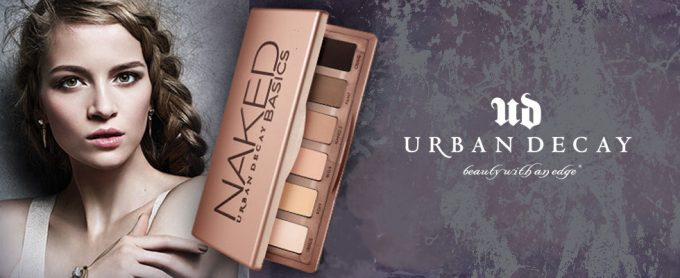 URBAN DECAY duty free