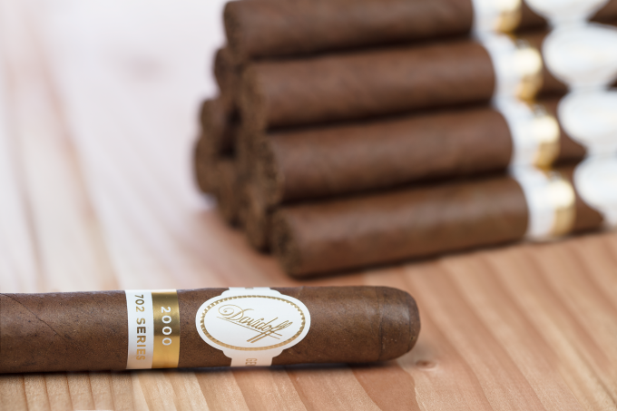 Davidoff unveils 702 Series limited edition iconic Core cigars