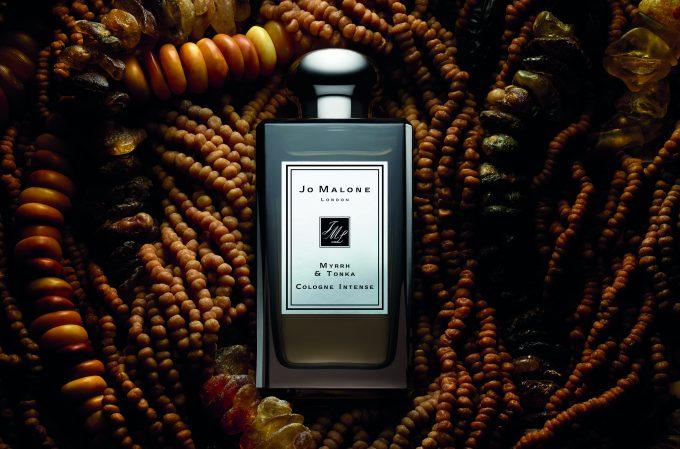 Myrrh & Tonka is the latest Cologne Intense fragrance from Jo Malone London