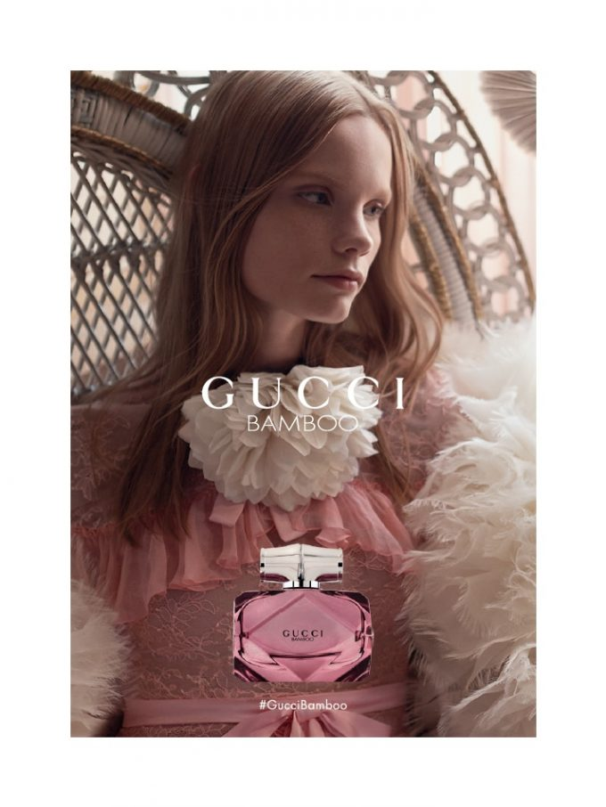Gucci gives Bamboo fragrance a Limited Edition update