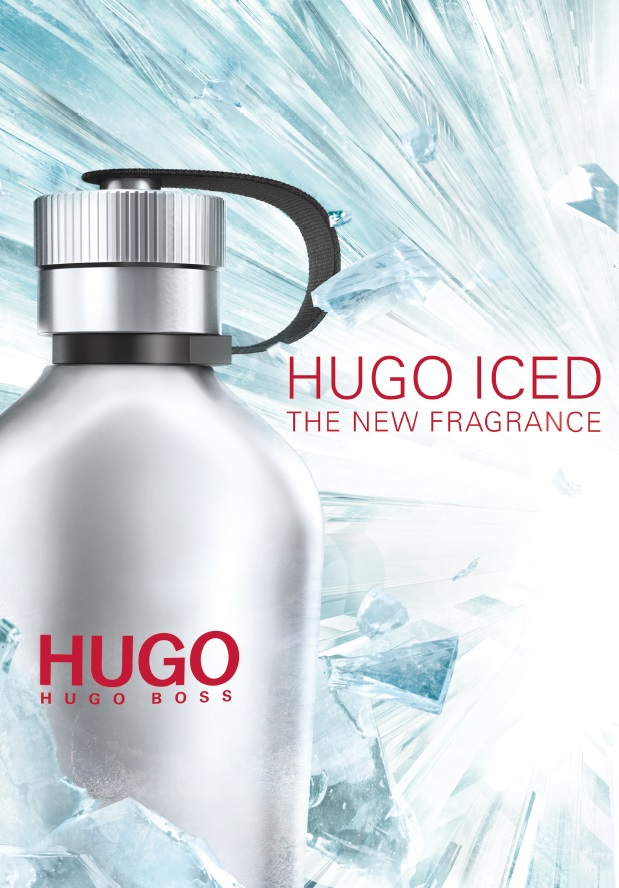 Hugo Boss chills with new ICED fragrance for millennial man