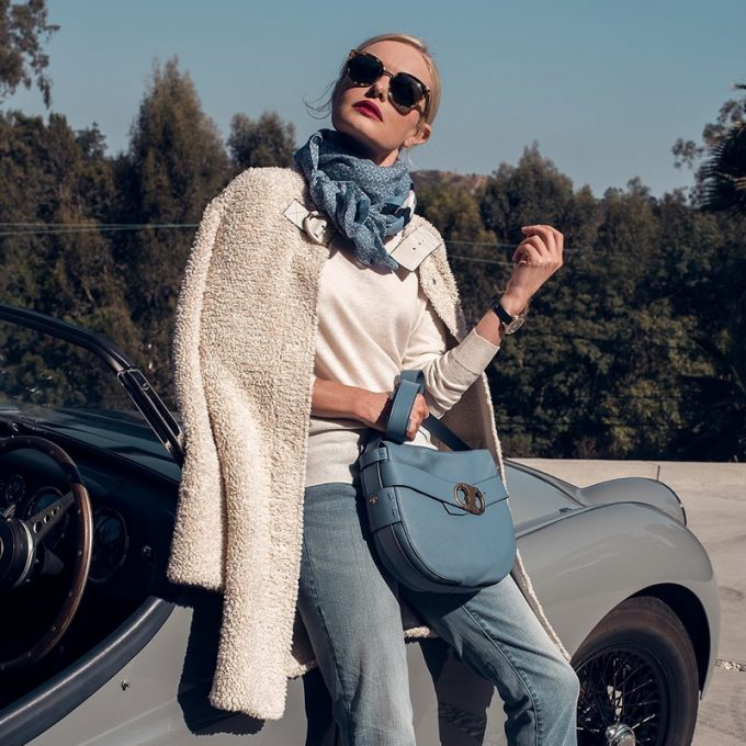 Tory Burch launches Gemini Link handbags with Kate Bosworth