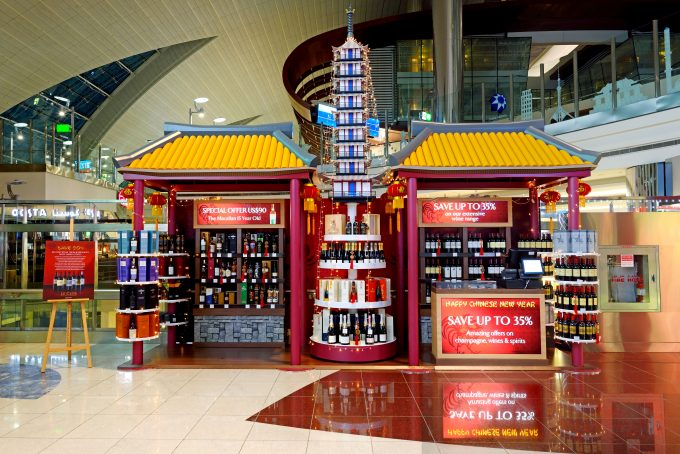 Le Clos welcomes Year of the Rooster at Dubai Airport's Chinese-inspired pop-up