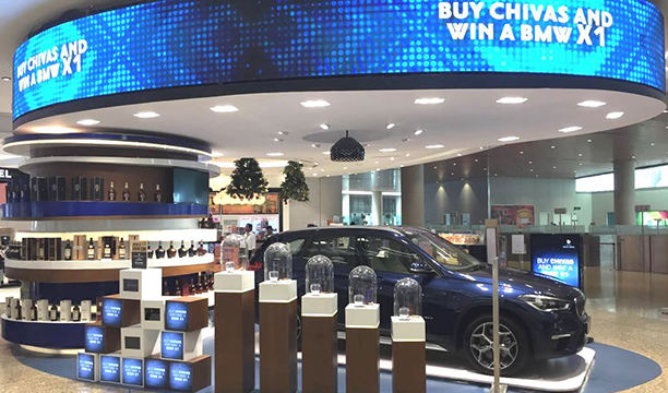 WIN a Taste of Luxury with BMW, Chivas Regal & DFS Mumbai Duty Free