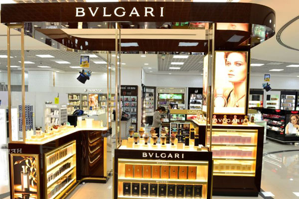 Bahrain Duty Free scents success with debut of new Bulgari fragrances counter
