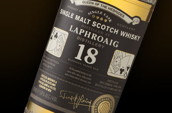 Douglas Laing deals 'Consortium of Cards' Scotch Whisky collection