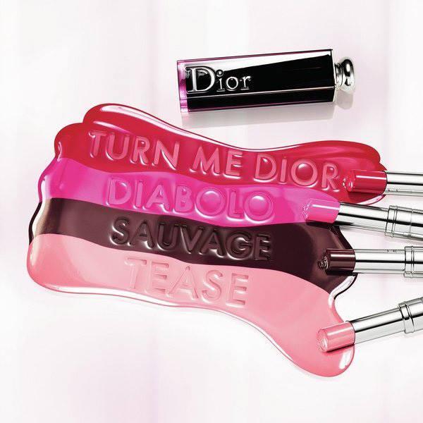 Dior launches Addict Lacquer Stick lipsticks