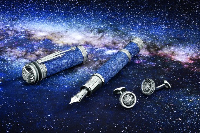 Montblanc's Journey To The Stars: A €1.4m homage to Johannes Kepler