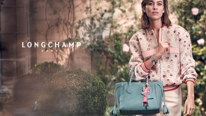 Longchamp lands in style at Sydney airport