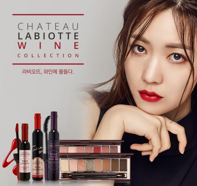 Labiotte uncorks Wine Lipstick collection – the perfect duty-free treat?