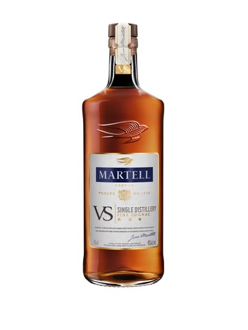 Martell introduces VS Single Distillery cognac designed for cocktails