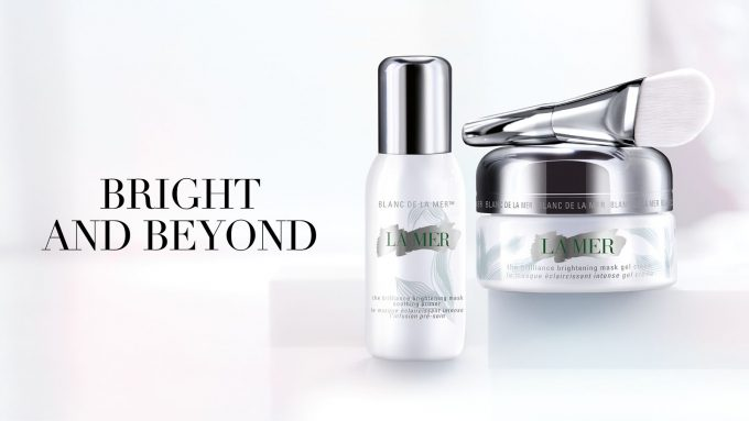 La Mer brightens up duty-free with new Brilliance mask