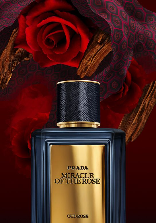 Prada unveil Les Mirages – a quartet of potent oriental fragrances