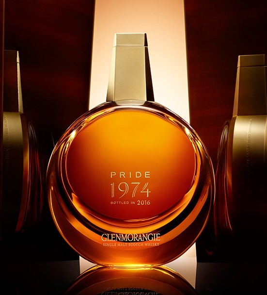 Glenmorangie releases Pride 1974 its 'Rarest, Oldest & Deepest' single malt ever