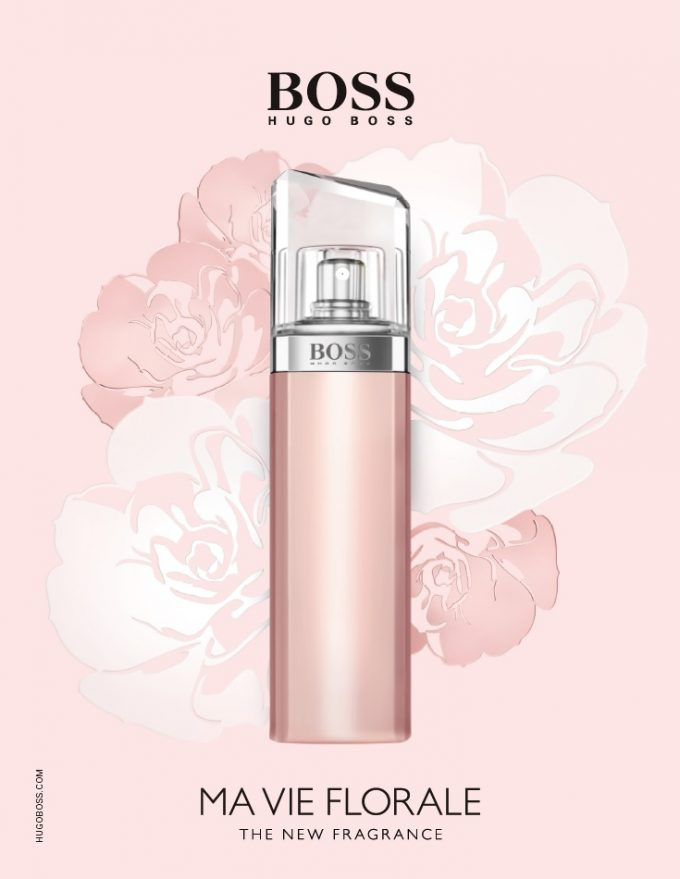FIRST LOOK: BOSS Ma Vie Florale blooms in duty-free