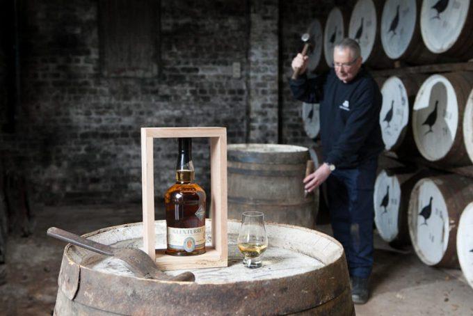 Glenturret release rare 29 year old single cask malt in honour of long-serving cooper